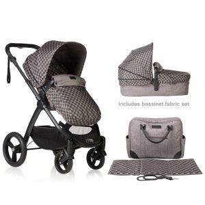 Mountain Buggy Cosmopolitan GEO Luxury luxus babakocsi