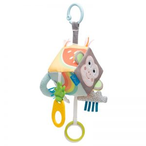 Készségfejlesztő játékkocka - majmos
