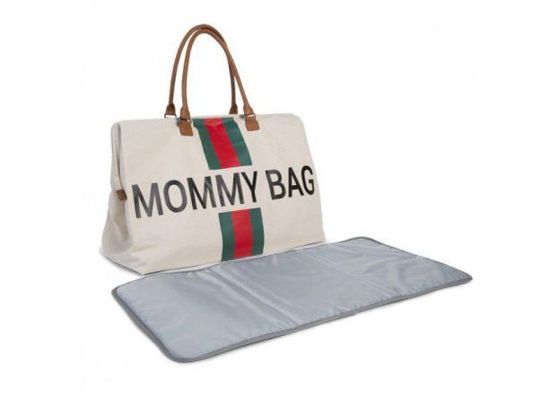 divatos pelenkázó táska
