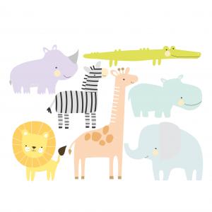 állatos falmatrica
