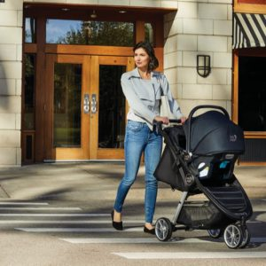 Baby Jogger babakocsi City Mini