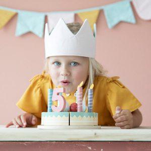 Little Dutch játék torta