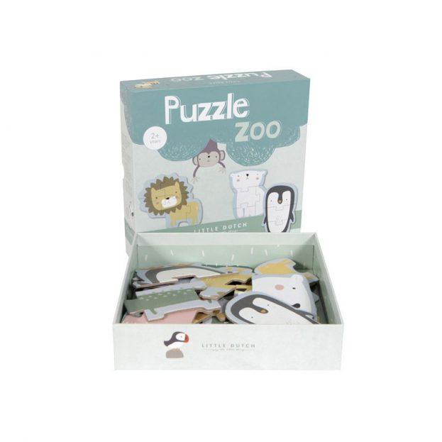 baba puzzle játék