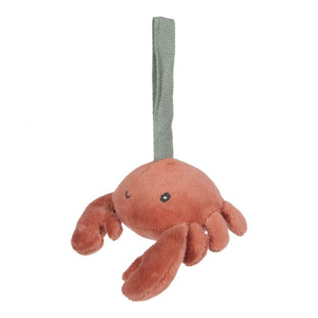 Little Dutch játszószőnyeg játékhíddal - tengeri állatos menta