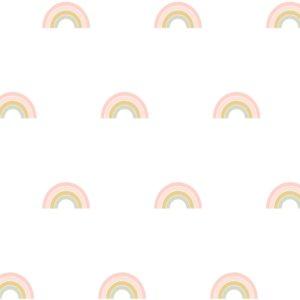szivárvány falmatrica