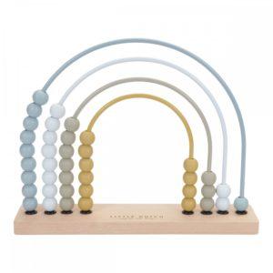 Little Dutch fa abacus játék